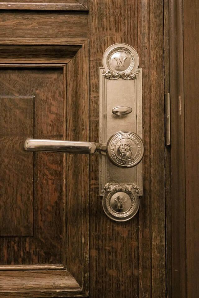 Дръжка на врата