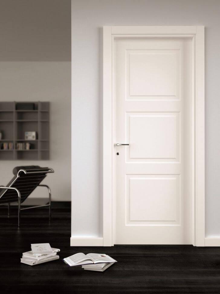 Основни стъпки при избиране на интериорна врата