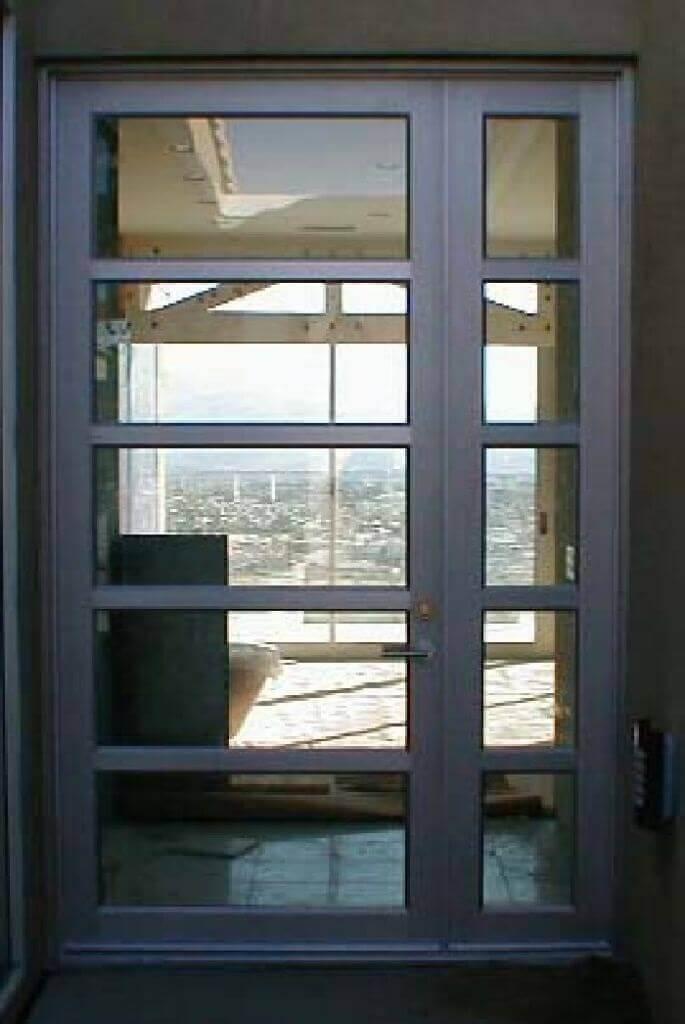 Алуминиева Входна Врата 11 2020