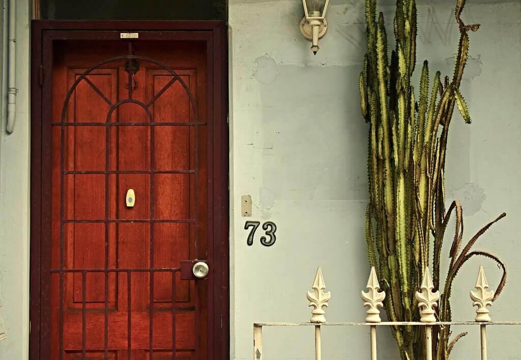 Различните врати