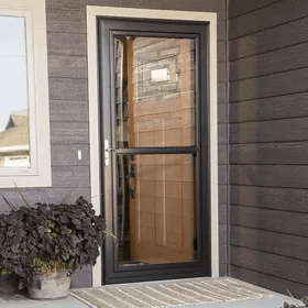 Топла Алуминиева Входна Врата 11 2020
