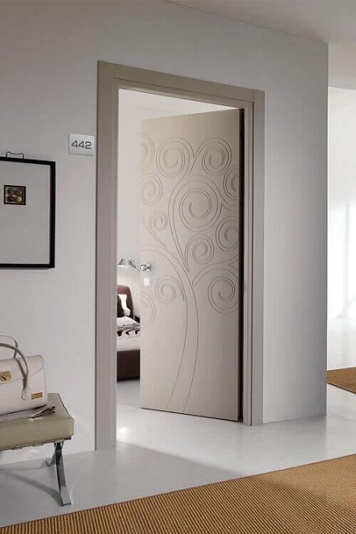 Интериорни врати за малки апартаменти