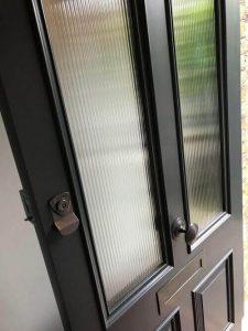 Входни врати според дома
