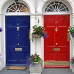 Блиндираната врата – означава спокойствие!