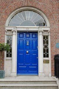 Ирландска входна врата